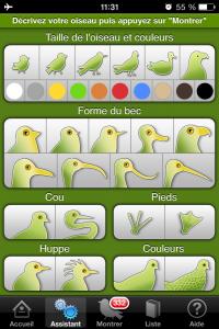 Oiseaux en poche 4